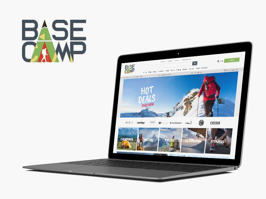 BASECAMP magento experts uk birmingham
